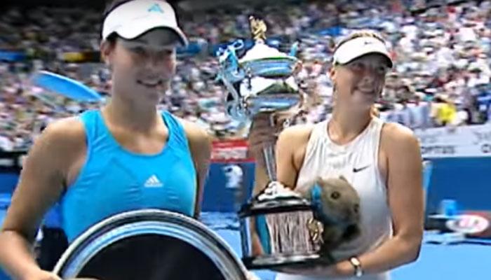 Ivanovic Sharapova WTA heisse Frauen