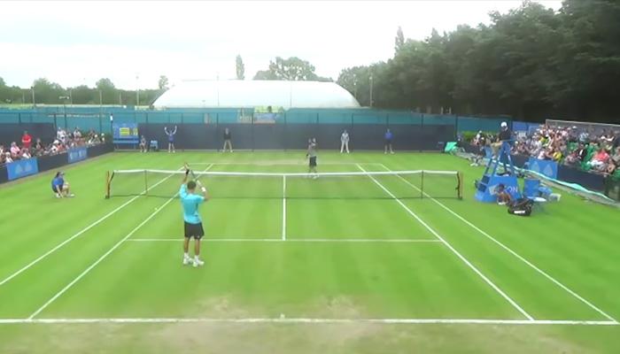 Wimbledon Tennis-Wetten Live