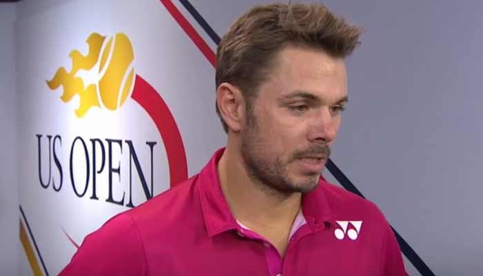 Stan Wawrinka US Open 2016