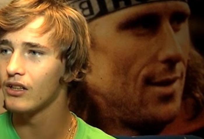 Alexander Zverev Jr Tennis